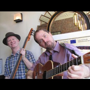 New York City Bluegrass Duo | Melting Point American Band