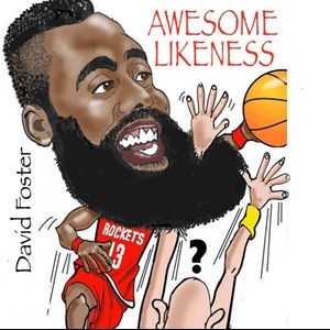 Houston, TX Caricaturist | Caricaturist David Foster