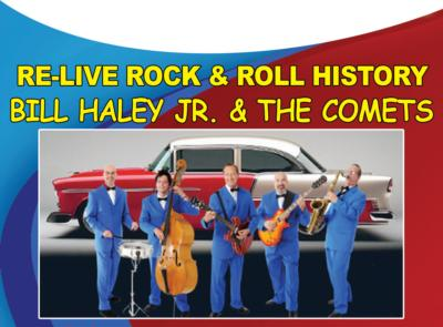 Bill Haley Jr. And The Comets | Pottstown, PA | 50s Band | Photo #13