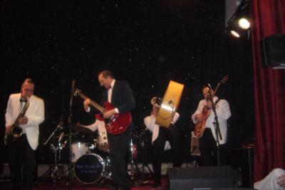 Bill Haley Jr. And The Comets | Pottstown, PA | 50s Band | Photo #8
