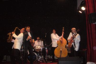 Bill Haley Jr. And The Comets | Pottstown, PA | 50s Band | Photo #3