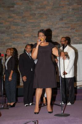 Valerie Dawkins | Washington, DC | Gospel Singer | Photo #1