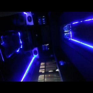 Plano Bachelor Party Bus | Vip C&S Limo