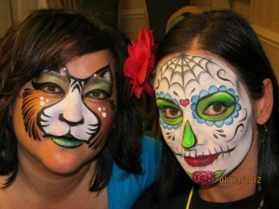 Okiedokie Face & Body Art | Newport News, VA | Face Painting | Photo #9