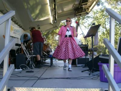 """Music with Maria"".               Maria Behm 