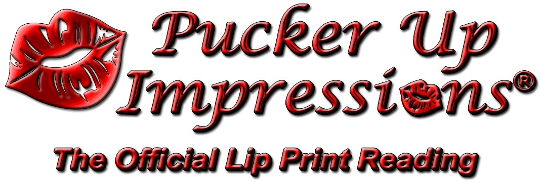 Pucker Up Impressions® - Lip Print Reading - Dallas, TX