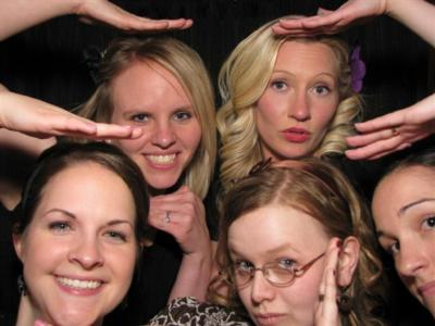 Red Eye Photo Booths - Nationwide Rental | Lakewood, OH | Photo Booth Rental | Photo #1