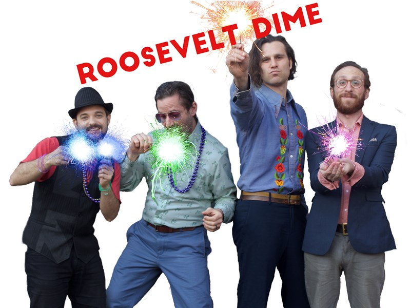 Roosevelt Dime - Roots Band - Brooklyn, NY