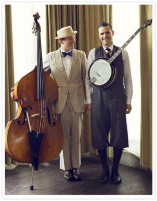 The Two Man Gentlemen Band | Los Angeles, CA | Swing Band | Photo #1