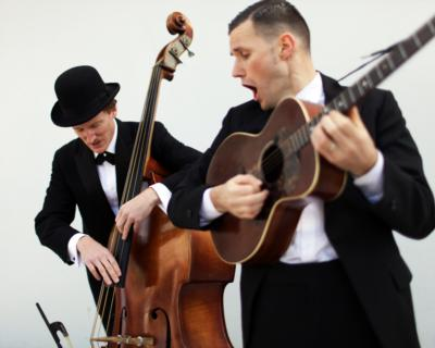 The Two Man Gentlemen Band | Los Angeles, CA | Swing Band | Photo #3
