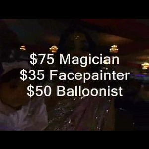 Vancover 3-For-1 Facepainting Balloons Magic - Magician - Vancouver, BC