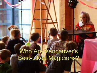 Vancover 3-For-1 Facepainting Balloons Magic | Vancouver, BC | Magician | Photo #7