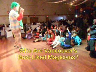 Vancover 3-For-1 Facepainting Balloons Magic | Vancouver, BC | Magician | Photo #11