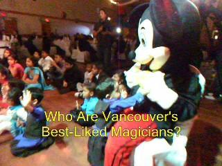 Vancover 3-For-1 Facepainting Balloons Magic | Vancouver, BC | Magician | Photo #8