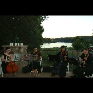 Tahoe City String Quartet | Z Cabernet Strings