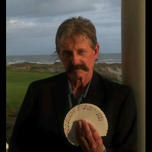 Pembroke Magician | Glen .......Pure Astonishment  & Medicinal Humor