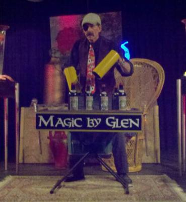 Glen .......Pure Astonishment  & Medicinal Humor | Salisbury, NC | Comedy Magician | Photo #15