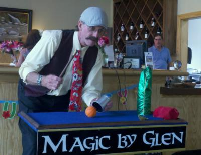 Glen .......Pure Astonishment  & Medicinal Humor | Salisbury, NC | Comedy Magician | Photo #21