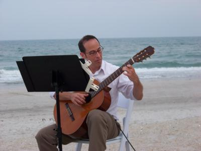 Carlos A. Lorberfeld | Wilmington, NC | Classical Guitar | Photo #3