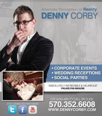 Voted Best Magician in Northeast Pa - Denny Corby | Philadelphia, PA | Magician | Photo #4