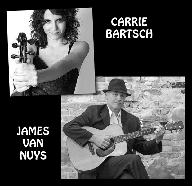 Carrie Bartsch and James Van Nuys Duo - Acoustic Duo - Rapid City, SD