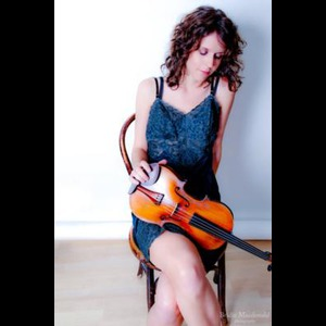 South Dakota Jazz Musician | Carrie Bartsch: Violinist, Ensemblist, Singer