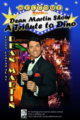 Back To The Dean Martin Show - A Tribute To Dino! | Orlando, FL | Dean Martin Tribute Act | Photo #1