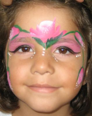 Lulu Face Painting | Irvine, CA | Face Painting | Photo #3