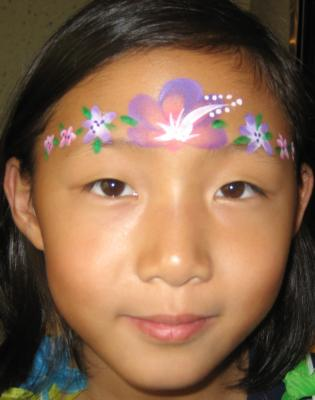 Lulu Face Painting | Irvine, CA | Face Painting | Photo #4