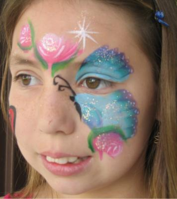 Lulu Face Painting | Irvine, CA | Face Painting | Photo #7