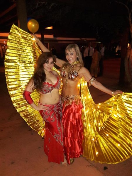 Lunas De Oriente - Belly Dancer - San Diego, CA