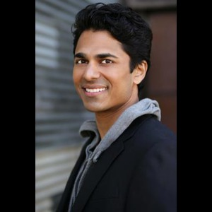 Comedian - Tarun Shetty  - Clean Comedian - Hollywood, CA