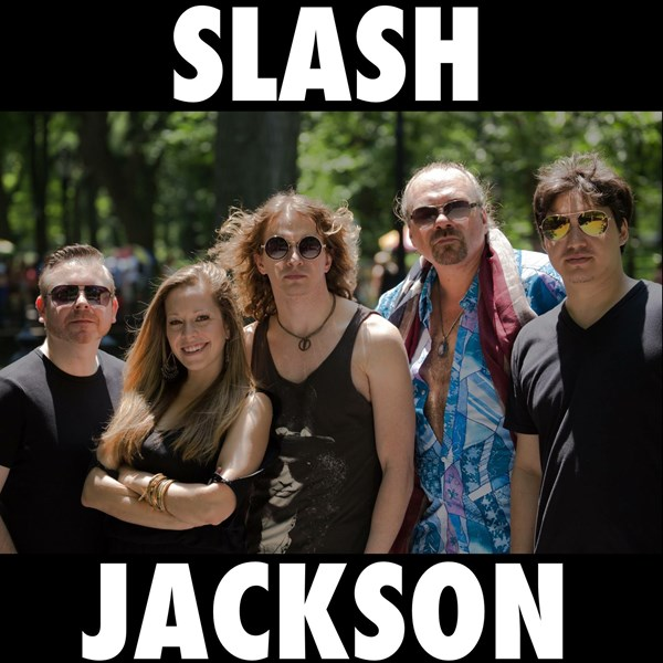 Slash Jackson - Cover Band - New York City, NY