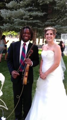 Tamboura Baptiste | Sun Valley, CA | Classical Violin | Photo #9