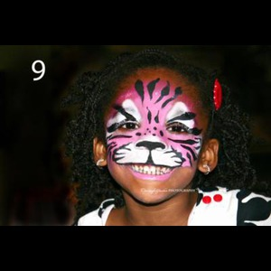 Just Cheeky Face Painting - Face Painter - Jacksonville, FL