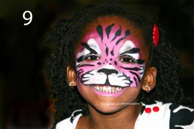 Just Cheeky Face Painting | Jacksonville, FL | Face Painting | Photo #1