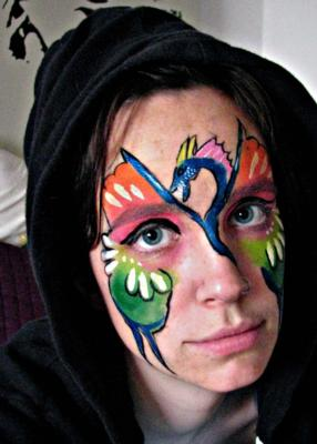 Just Cheeky Face Painting | Jacksonville, FL | Face Painting | Photo #4