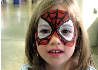 Just Cheeky Face Painting | Jacksonville, FL | Face Painting | Photo #5