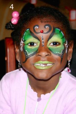 Just Cheeky Face Painting | Jacksonville, FL | Face Painting | Photo #2