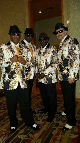 """osg"" The Old Skool Gang - Motown Band - Pembroke Pines, FL"