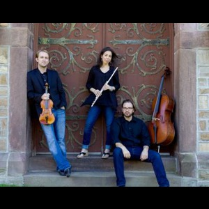 Landing Celtic Duo | Trillogie: Flute, Violin, Cello Trio