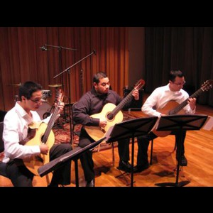 The Artisan Guitar Ensemble - Classical Trio - Redondo Beach, CA