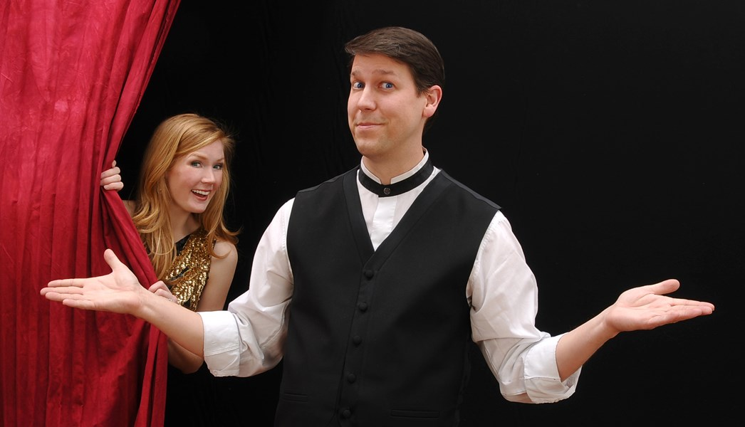 Motivational Comedian Magician... Mark Robinson - Motivational Speaker - San Diego, CA
