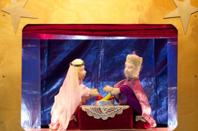 Fairytale Puppets | Lake Forest, CA | Puppet Shows | Photo #4
