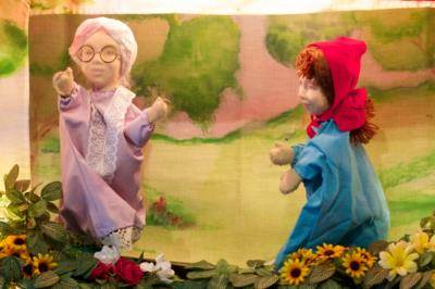 Fairytale Puppets | Lake Forest, CA | Puppet Shows | Photo #9