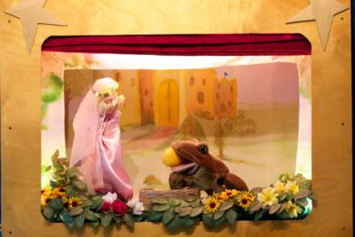 Fairytale Puppets | Lake Forest, CA | Puppet Shows | Photo #3