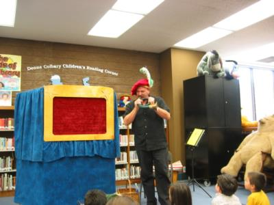 Fairytale Puppets | Lake Forest, CA | Puppet Shows | Photo #5