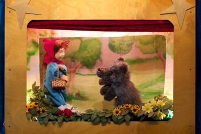 Fairytale Puppets | Lake Forest, CA | Puppet Shows | Photo #8