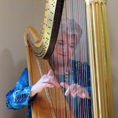 Sarajane Williams - Harp | Allentown, PA | Harp | Photo #1