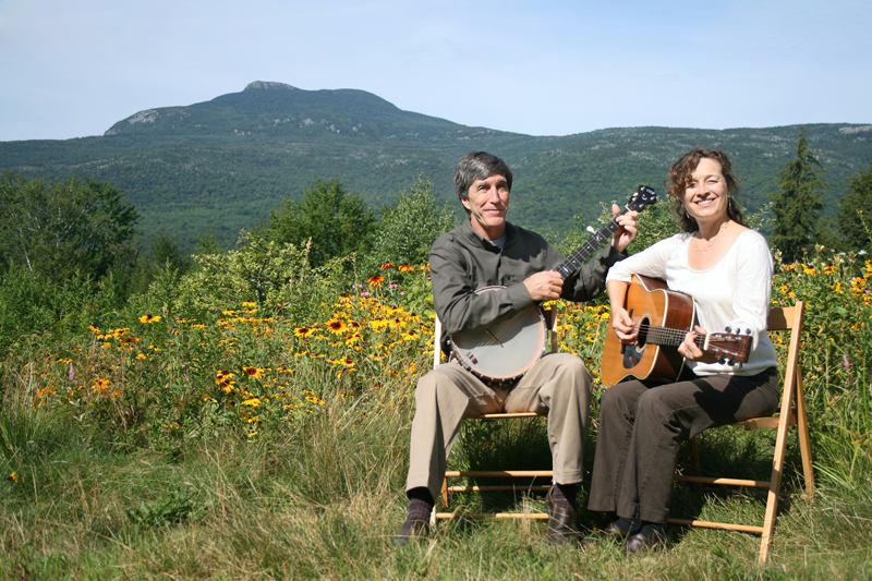 Shady Rill - Tom Mackenzie And Patti Casey - Folk Singer - Adamant, VT